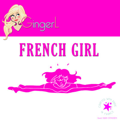 7 - pochette grl FRENCH GIRL2